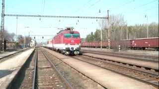 preview picture of video '350.001 - EC 273 Jaroslav Hašek - Veľké Leváre - 23.3.2012'