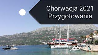 Chorwacja 2021 planowana trasa samochodem winiety bramki ENC poradnik