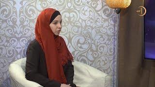 Исламский стиль одежды меняет человека. Женщина в деле