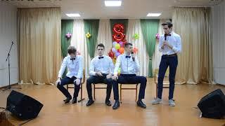 """СЦЕНКА  """"ЭКЗАМЕН В МУЗЫКАЛЬНОЙ ШКОЛЕ 2"""". СШ№14. г. Брест"""