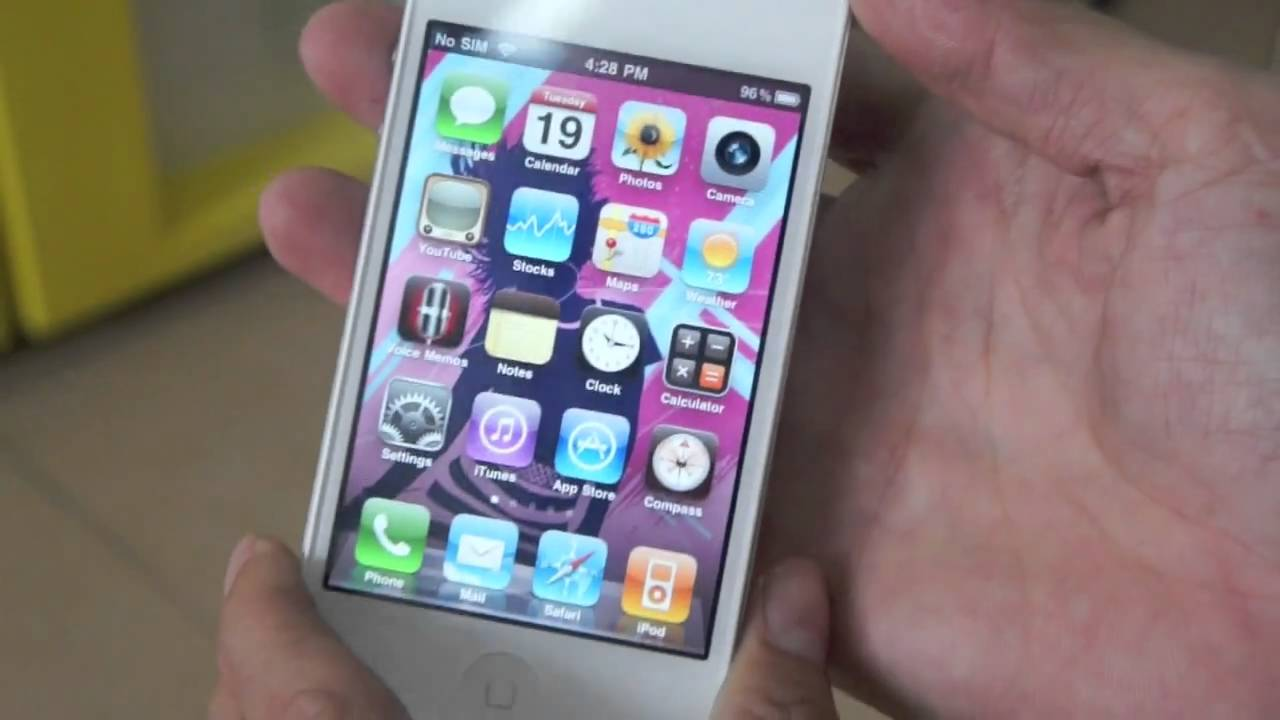 Did Apple Reject This Idea For iOS Multitasking?
