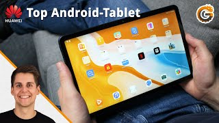 Huawei Matepad: Top Android-Tablet, das keiner kauft - Unboxing