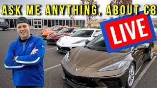 2020 Corvette LIVE Q&A