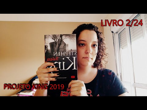 PROJETO KING 2019 LIVRO 2 - SALÉM #VEDA23