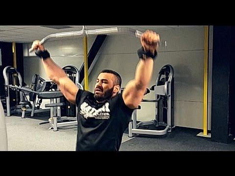 Funkcja mięśnia najszerszego powrotem