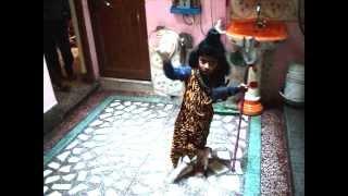 Neelkanth pe chad ke pee gya ek balti bhang (fancy Dress comptition) - Bhola Dhoom Machave Edited