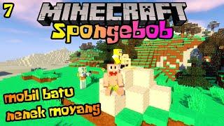 PETUALANGAN SPONGEBOB MENCARI WARGA BIKINI BOTTOM! 🤠🤣 - Minecraft Spongebob : S1EP7
