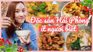 Tour đồ ăn Hải Phòng CỰC NGON Mà Chỉ NGƯỜI DÂN BẢN ĐỊA Mới Biết!