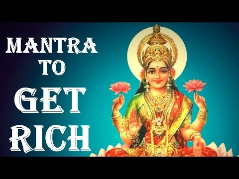 LAXMI MANTRA:  GET RICH,  HAPPY & HEALTHY : VERY POWERFUL : 100% GUARANTEED RESULTS ! Mp3