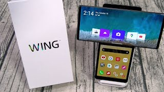 LG Wing 5G Real Review