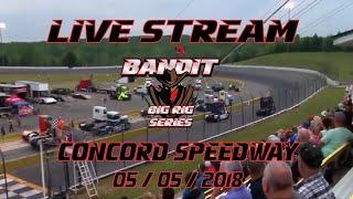 Trucks - Concord2018 Bandit Round3 Race Full Race