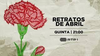 Promo Retratos De Abril | RTP