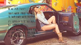 Miley Cyrus - Malibu (Audio) LYRICS ON SCREEN