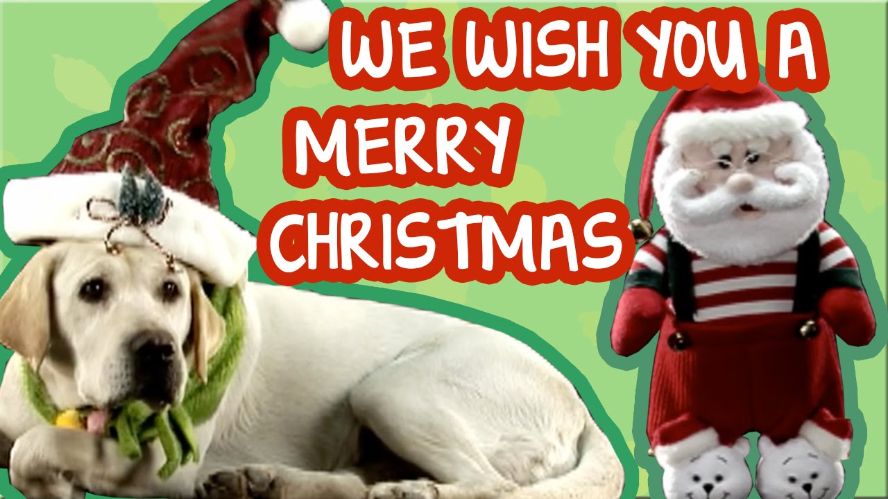 WE WISH YOU A MERRY CHRISTMAS | BEBÊ MAIS NATAL