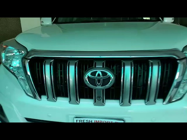 Toyota Prado TX L Package 2.7 2012 for Sale in Lahore