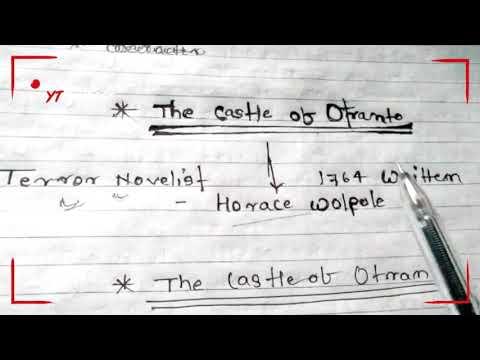 The Castle of Otranto in Hindi
