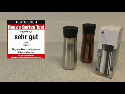 Isolierbecher WMF Impulse Testvideo