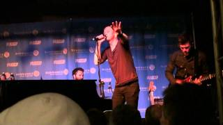 """The Fray at Sundance- """"Say When"""" (HD) Live on January 23, 2010"""