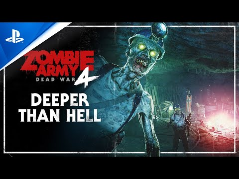 Zombie Army 4: Dead War – Deeper Than Hell | PS4