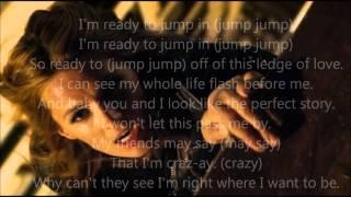 Jon Huertas - Ledge of Love (Lyrics)