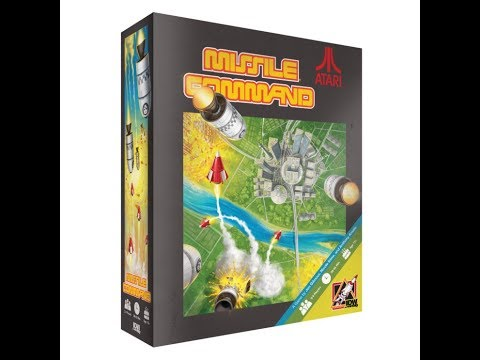 Atari's Missile Command First Look Component Review