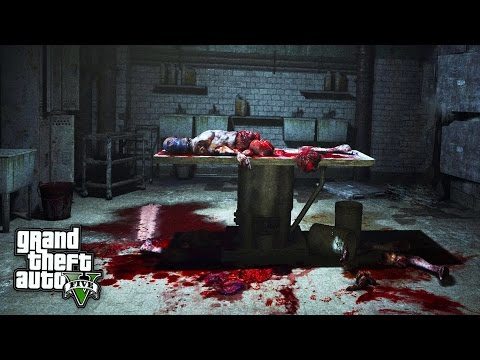 GTA 5 SCARIEST & MOST DISTURBING PLACES IN GTA 5 (GTA 5)