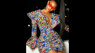 2020 AFRICAN PRINT DRESSES: LATEST EXCEPTIONAL,ALLURING & ELEGANT #AFRICAN DRESSES TRENDY FOR LADIES