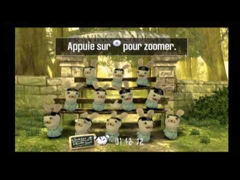 Rayman contre les Lapins Cr�tins GBA