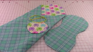 Beginners Baby Sewing Projects