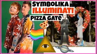 NE PEDOFILIA I ILLUMINATI? JUSTIN BIEBER & ED SHEERAN | CO JEST PRZED TOBĄ UKRYTE?! Pizza gate?