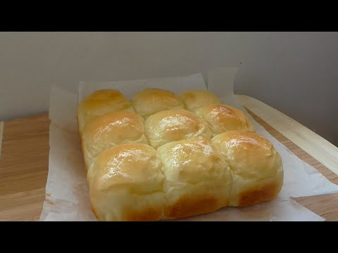 Video How To Make Bread Rolls (cara membuat roti sobek)