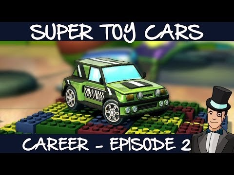 Super Toy Cars - Career - Episode 2