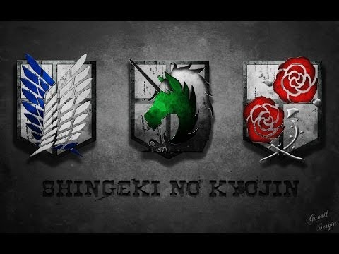 DOWNLOAD: Attack on Titan-Opening 1 Crimson Bow and ...