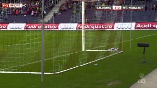 Red Bull Salzburg - Wiener Neustadt 5:0 23/3/14