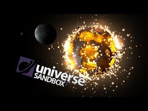 IL GIOCO PIU' SPETTACOLARE DELL'UNIVERSO!!! - Universe Sandbox 2 [Ita]
