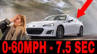 4 Cars Your Non Car Friends Think Are Fast But Are Really REALLY SLOW!