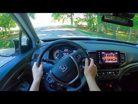 2021 Honda Ridgeline Sport - POV Test Drive (Binaural Audio)