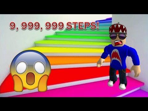 Roblox Climb 9,999,999 Steps Obby