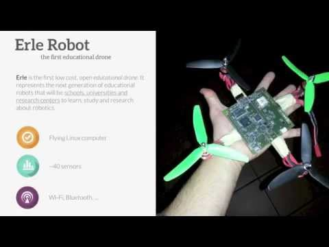 Videos from Erle Robotics