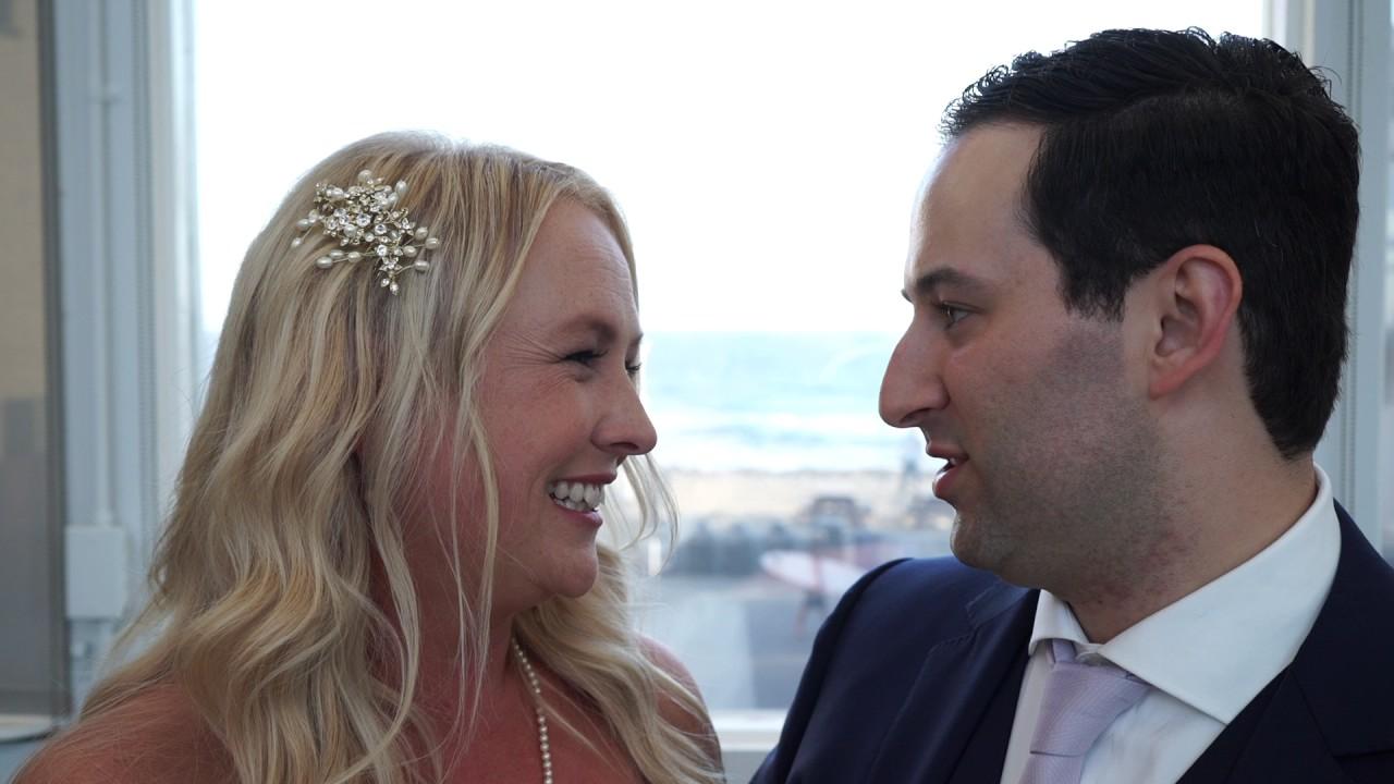Izzy & David Wedding