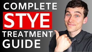 How to Get Rid of a Stye on Your Eyelid - Complete Tutorial with Q&A