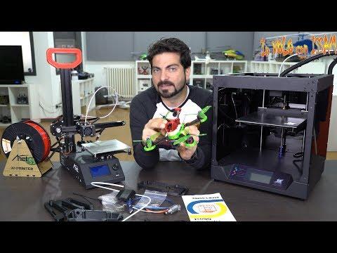 NON COMPRARE una STAMPANTE 3D senza VEDERE QUESTO VIDEO!