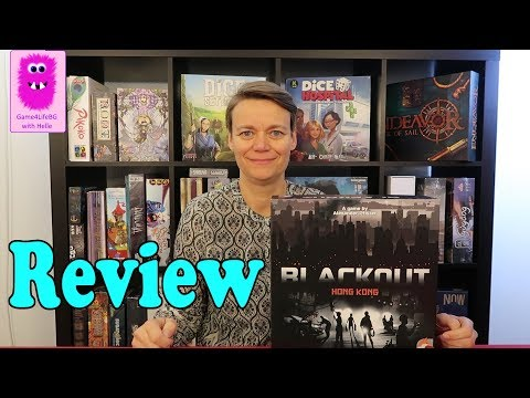 Review Blackout: Hong Kong