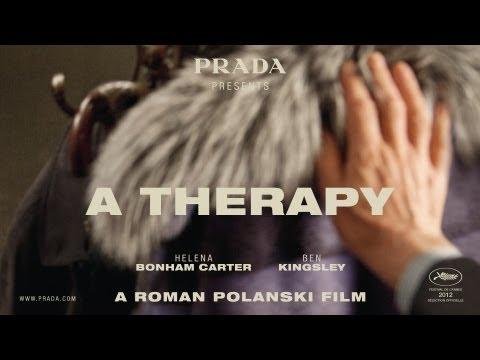 "Prada Presents ""A Therapy"" (Short Film with Helena Bonham Carter)"