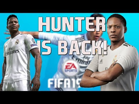 FIFA 19 - The Journey | ALEX HUNTER JE ZPĚT! | CZ/SK