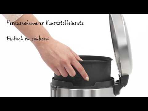 Brabantia Treteimer, 5 Liter