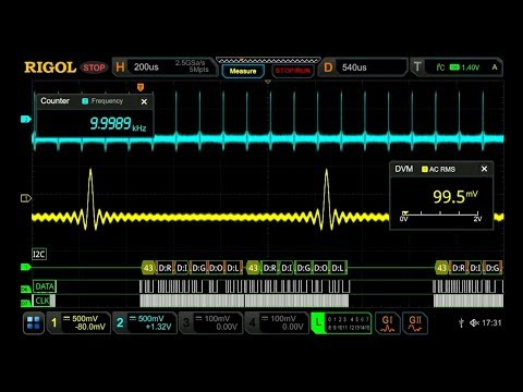 Video of The 7000 series Digital Oscilloscope combines 6 instruments in 1