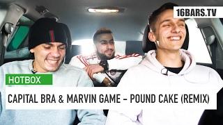 Capital Bra & Marvin Game   Pound Cake (HOTBOX Remix)  16BARS.DE