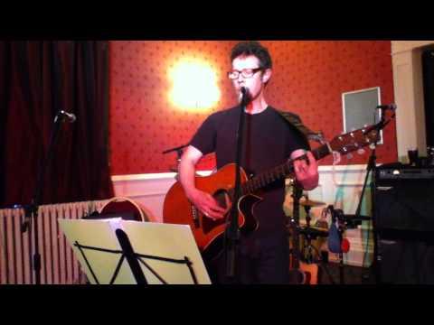 Phil Martin - Don't Be Afraid of the Dark @ Royston Folk Club 26.1.13