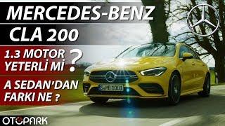 Mercedes CLA 200 | A Sedan'dan farkı ne? | TEST